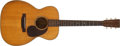 Musical Instruments:Acoustic Guitars, 1943 Martin 18 Natural Acoustic Guitar, #85152. ...