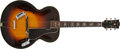 Musical Instruments:Acoustic Guitars, 1934 Gibson L-7 Sunburst Archtop Acoustic Guitar, #92286. ...