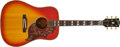 Musical Instruments:Acoustic Guitars, 1965 Gibson Hummingbird Sunburst Acoustic Guitar, #259778....