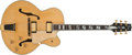 Musical Instruments:Electric Guitars, Modern Heritage Super Eagle Natural Archtop Electric Guitar,#M20801. ...