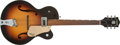 Musical Instruments:Electric Guitars, 1961 Gretsch Anniversary Sunburst Electric Guitar #40075....