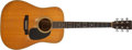 Musical Instruments:Acoustic Guitars, 1981 Martin D-35 Natural Acoustic Guitar, #435717. ...