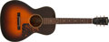 Musical Instruments:Acoustic Guitars, Gibson HG-0 Sunburst Hawaiian Acoustic Guitar, #NA. ...