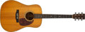 Musical Instruments:Acoustic Guitars, 1978 Martin D-28 Natural Acoustic Guitar, #400073....