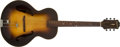 Musical Instruments:Acoustic Guitars, 1941 Epiphone Zenith Sunburst Acoustic Archtop Guitar, #51574. ...