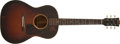 Musical Instruments:Acoustic Guitars, 1947 Gibson LG-2 Banner Sunburst Acoustic Guitar, #1002. ...