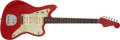 Musical Instruments:Electric Guitars, 1962 Fender Jazzmaster Dakota Red Electric Guitar, #80164....