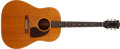 Musical Instruments:Acoustic Guitars, 1953 Gibson J-50 Natural Acoustic Guitar, # Y512128....