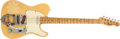 Musical Instruments:Electric Guitars, 1968 Fender Telecaster Blonde Electric Guitar, #230798....