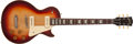 Musical Instruments:Electric Guitars, 1953 Gibson Les Paul Cherry Sunburst Electric Guitar, #206....