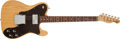 Musical Instruments:Electric Guitars, 1977 Fender Telecaster Custom Natural Electric Guitar, #S711360....