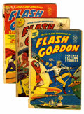 Golden Age (1938-1955):Science Fiction, Flash Gordon Group (Various, 1947-67).... (Total: 15 Comic Books)