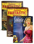 Pulps:Science Fiction, Famous Fantastic Mysteries Box Lot (Frank A. Munsey Co., 1940-51)Condition: Average VG.... (Total: 2 Box Lots)