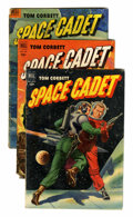 Golden Age (1938-1955):Science Fiction, Comic Books - Assorted Golden and Silver Age Science Fiction ComicsGroup (Various, 1952-) Condition: Average GD/VG.... (Total: 17Comic Books)
