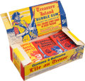 Non-Sport Cards:Unopened Packs/Display Boxes, 1964 V339-23 Treasure Island Display Box with 36 Packs. ...