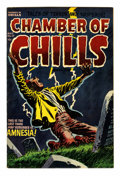 Golden Age (1938-1955):Horror, Chamber of Chills #17 File Copy (Harvey, 1953) Condition: VF....