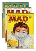 Magazines:Mad, Mad Magazine Group (EC, 1958-62) Condition: Average VG.... (Total: 19 Comic Books)