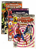 Modern Age (1980-Present):Superhero, The Amazing Spider-Man Box Lot (Marvel, 1980-93)....