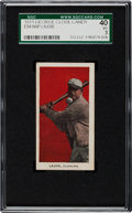 Baseball Cards:Singles (Pre-1930), 1911 E94 Close Candy Nap Lajoie SGC 40 VG 3....