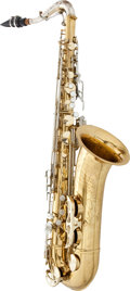 Musical Instruments:Horns & Wind Instruments, 1960s King Super 20 Tenor Saxophone, #408614....