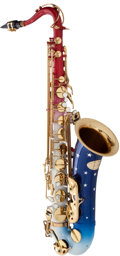 Musical Instruments:Horns & Wind Instruments, 1993 L.A. Sax USA Presidential Model LA42T, #217280....