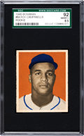 Baseball Cards:Singles (1940-1949), 1949 Bowman Roy Campanella #84 SGC 92 NM/MT+ 8.5....