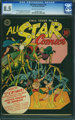 All Star Comics #18 (DC, 1943) CGC VF+ 8.5 Off-white to white pages