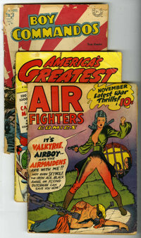 Miscellaneous Golden Age Group (Various Publishers, 1940s) Condition: Average FR.... (Total: 20)