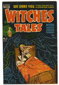 "Golden Age (1938-1955):Horror, Witches Tales #2 Davis Crippen (""D"" Copy) pedigree (Harvey, 1951)Condition: VF-...."