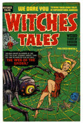 "Golden Age (1938-1955):Horror, Witches Tales #12 Davis Crippen (""D"" Copy) pedigree (Harvey, 1952)Condition: VF...."