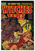 "Golden Age (1938-1955):Horror, Witches Tales #15 Davis Crippen (""D"" Copy) pedigree (Harvey, 1952)Condition: VF-...."