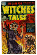 "Golden Age (1938-1955):Horror, Witches Tales #16 Davis Crippen (""D"" Copy) pedigree (Harvey, 1952)Condition: VF+...."
