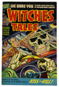 "Golden Age (1938-1955):Horror, Witches Tales #20 Davis Crippen (""D"" Copy) pedigree (Harvey, 1953)Condition: VF-...."