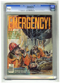 Magazines:Miscellaneous, Emergency #2 (Charlton, 1976) CGC NM+ 9.6 Off-white to white pages.Joe Gill and Nicola Cuti story. Neal Adams cover. Photos...