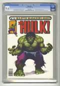 Magazines:Superhero, Hulk #26 (Marvel, 1981) CGC NM+ 9.6 White pages. ...