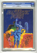 Magazines:Fanzine, Marvel Comics Index #4 Fantastic Four (G & T Enterprises, 1977) CGC NM+ 9.6 White pages. ...