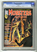 Magazines:Horror, Monsters of the Movies #6 (Marvel, 1975) CGC NM- 9.2 White pages. ...