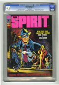 Magazines:Superhero, The Spirit #1 (Warren, 1974) CGC NM- 9.2 Off-white pages. ...