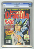 Bronze Age (1970-1979):Horror, Terrors of Dracula #3 (Eerie Publications, 1979) CGC NM+ 9.6 Whitepages....