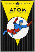 Books:Superhero, DC Archive Editions Group: The Atom Vol. 1 and 2...