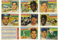 Baseball Cards:Lots, 1956 Topps Baseball Group Lot of 34. Nice group from the 1956 Toppsbaseball issue. Highlights include #20 Al Kaline, 33 Ro...