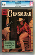 Silver Age (1956-1969):Western, Gunsmoke #20 File Copy (Dell, 1960) CGC NM+ 9.6 Off-white pages....
