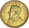 South Africa, South Africa: Republic gold Pond 1893,...