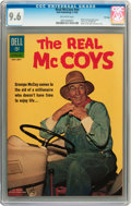 Silver Age (1956-1969):Humor, The Real McCoys #01-689-207 File Copy (Dell, 1962) CGC NM+ 9.6 Off-white pages....