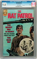 Silver Age (1956-1969):Adventure, Rat Patrol #4 File Copy (Dell, 1967) CGC NM/MT 9.8 Off-white pages....
