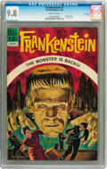 Silver Age (1956-1969):Horror, Movie Classics Frankenstein #nn File Copy (Dell, 1963) CGC NM/MT9.8 Off-white pages....