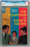 Bronze Age (1970-1979):Humor, Courtship of Eddie's Father #2 File Copy (Dell, 1970) CGC NM+ 9.6Off-white to white pages....