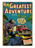 Golden Age (1938-1955):Horror, My Greatest Adventure #1 (DC, 1955) Condition: GD/VG....