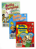Modern Age (1980-Present):Humor, Archie-Related Digest-Sized Comics Box Lot (Archie, 1979-93)Condition: Average VF....