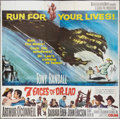 """Movie Posters:Fantasy, The 7 Faces of Dr. Lao (MGM, 1964). Six Sheet (81"""" X 81""""). Fantasy.. ..."""